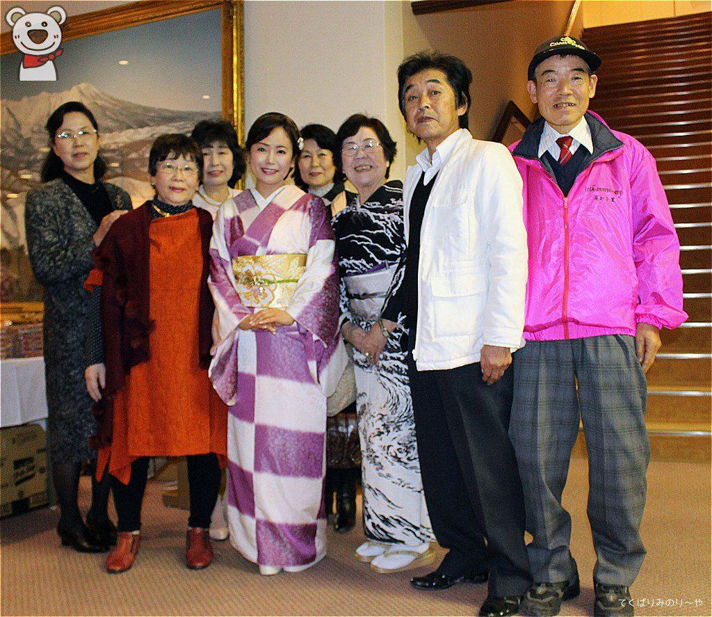 2016年3月20日 2年連続 広島開催が実現! KKRホテル  広島 葵かを里 ディナーショー 全国オリコンチャート1位達成。 全国サウンドスキャン連続 第1位!村上農園さん 『島からのたより』届けてきましたよ!